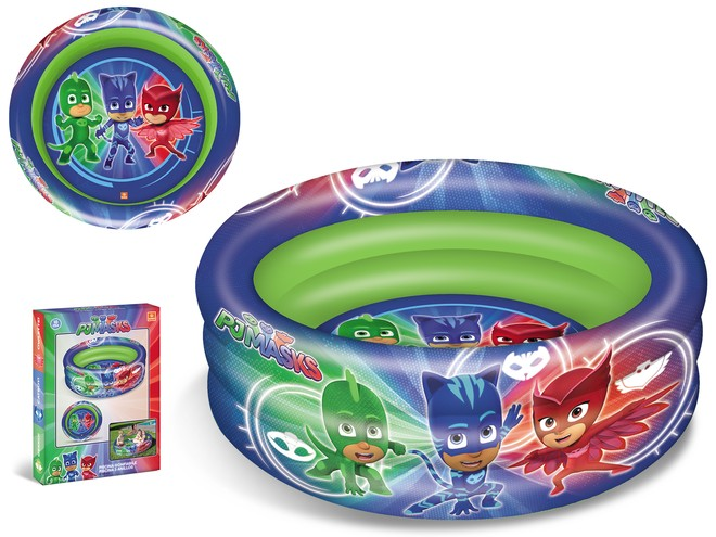 16689 - PJ MASKS 3 RINGS POOL