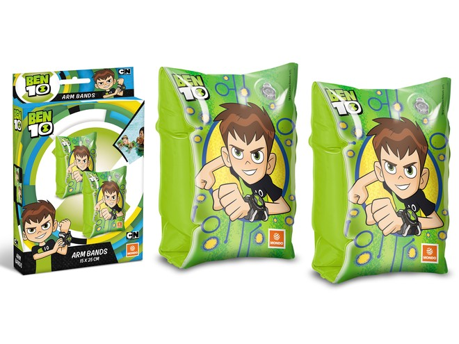 16672 - BEN 10 ARM BANDS