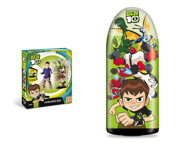 16677 - BEN 10 PUNCHING BAG