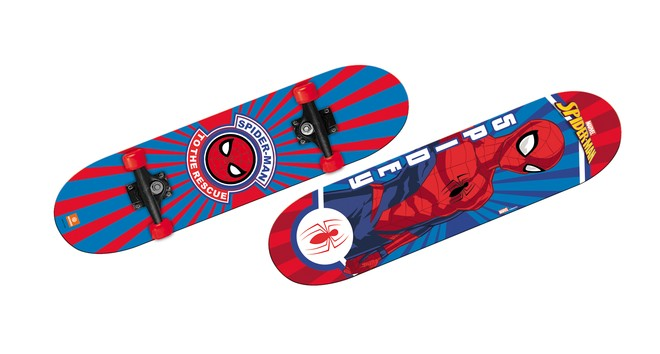 18396 - SPIDER-MAN SKATEBOARD