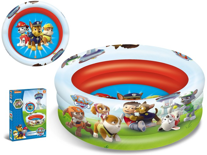 16632 - PAW PATROL 3 RINGS POOL