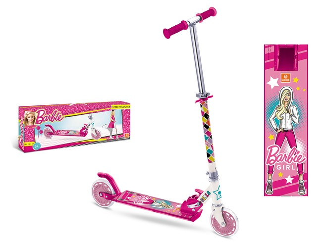 18081 - BARBIE SCOOTER