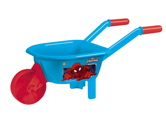 18434 - SPIDER-MAN WHEELBARROW
