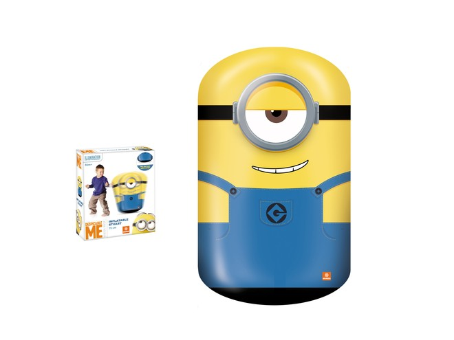 16486 - MINION PUNCHING BAG