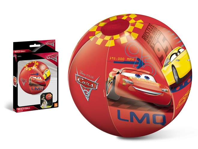 16361 - CARS BEACH BALL