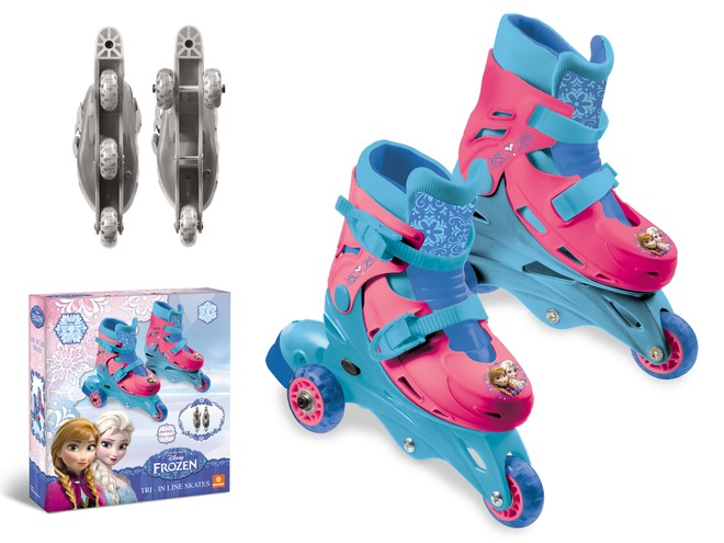 28299 - FROZEN 3 IN LINE SKATES