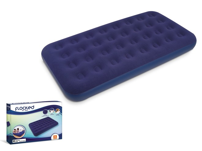 16737 - MONDO QUEEN FLOCKED AIR BED