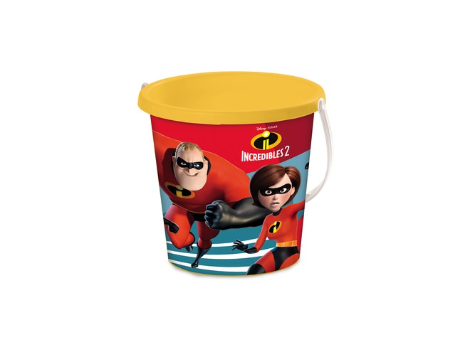 28414 - THE INCREDIBLES 2 BUCKET