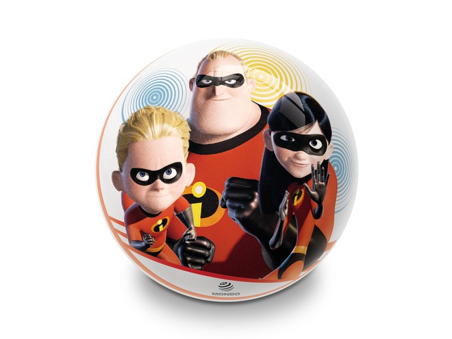 06839 - INCREDIBLES 2 GLITTER BALL