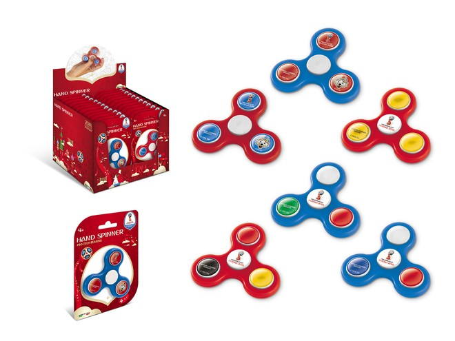27002 - FIFA WORLD CUP 2018 SPINNER