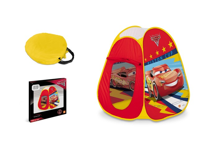 28394 - CARS 3 POP-UP TENT