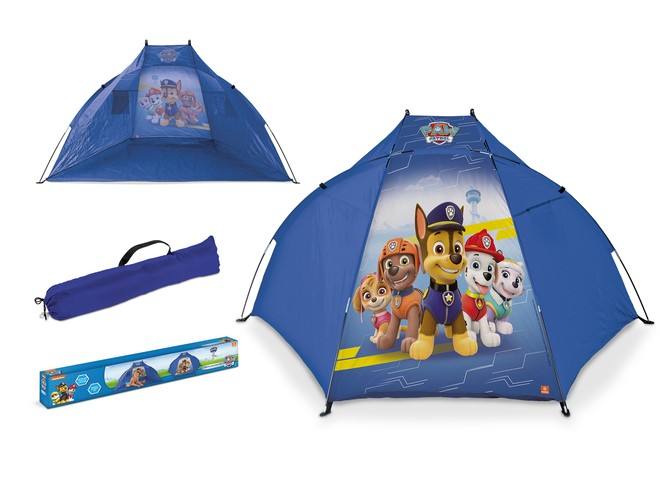 28387 - PAW PATROL BEACH SHELTER TENT