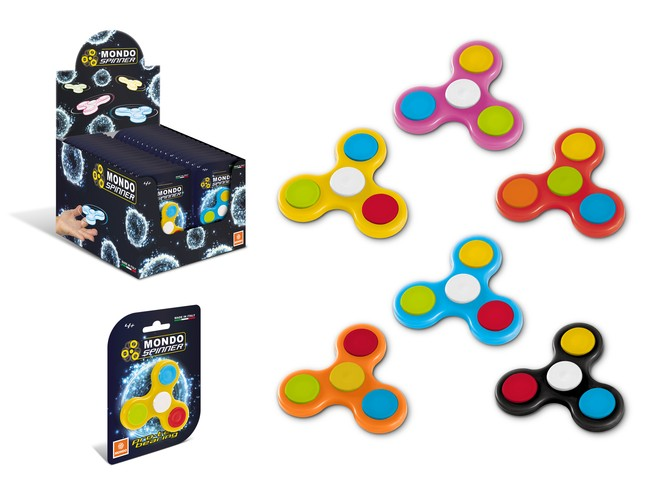 27000 - SPINNER - solid colours